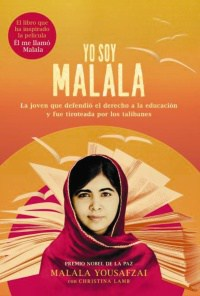 """""""Yo soy Malala"""", de Malala Yousafzai y Christina Lamb, publicado por Alianza Editorial."""