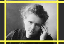 Marie Curie nació en 1867 y murió en 1934.