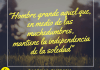 Frase filosófica: Ralph W. Emerson