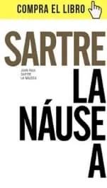 """""""La náusea"""", de Sartre, publicado por Alianza Editorial."""