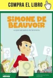 Simone de Beauvoir, de Cristina Sánchez, en Schackleton books