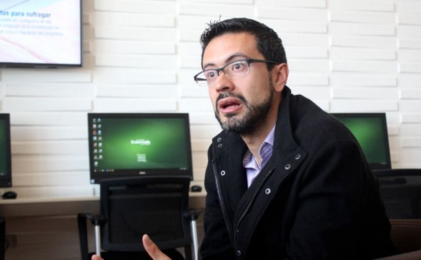 Camilo E. Umaña. Foto: Emilith Muñoz.
