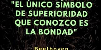 Frase filosófica Beethoven