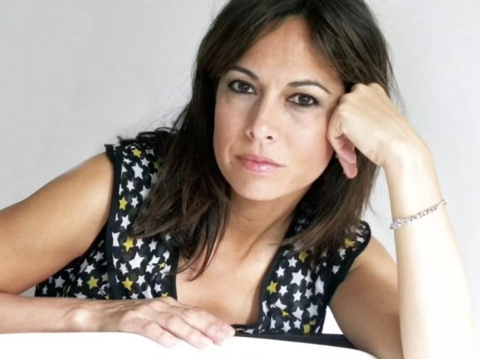 La periodista y escritora Mara Torres (1974).