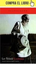 Confesión, de Lev Tolstoi (Acantilado).