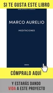 Meditaciones, de Marco Aurelio (Gredos).
