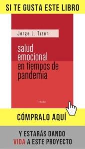 Salud emocional en tiempos de pandemia, de Jorge L. Tizón, en formato epub (Herder).