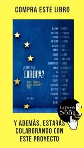 ¿Dónde vas, Europa?, coeditado por Seguró (Herder).