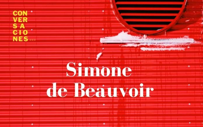imagen podcast Conversaciones con...Beauvoir