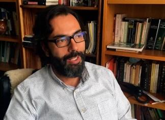 Carlos Miguel Gómez. Foto: Amaranta Gómez.