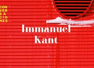 Imagen podcast Conversación con Kant