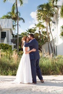 first kiss at southernmost beach resort