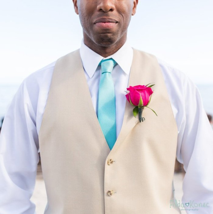 groom close up photo