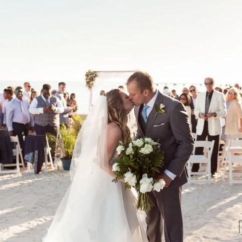 destination wedding in florida keys ceremony
