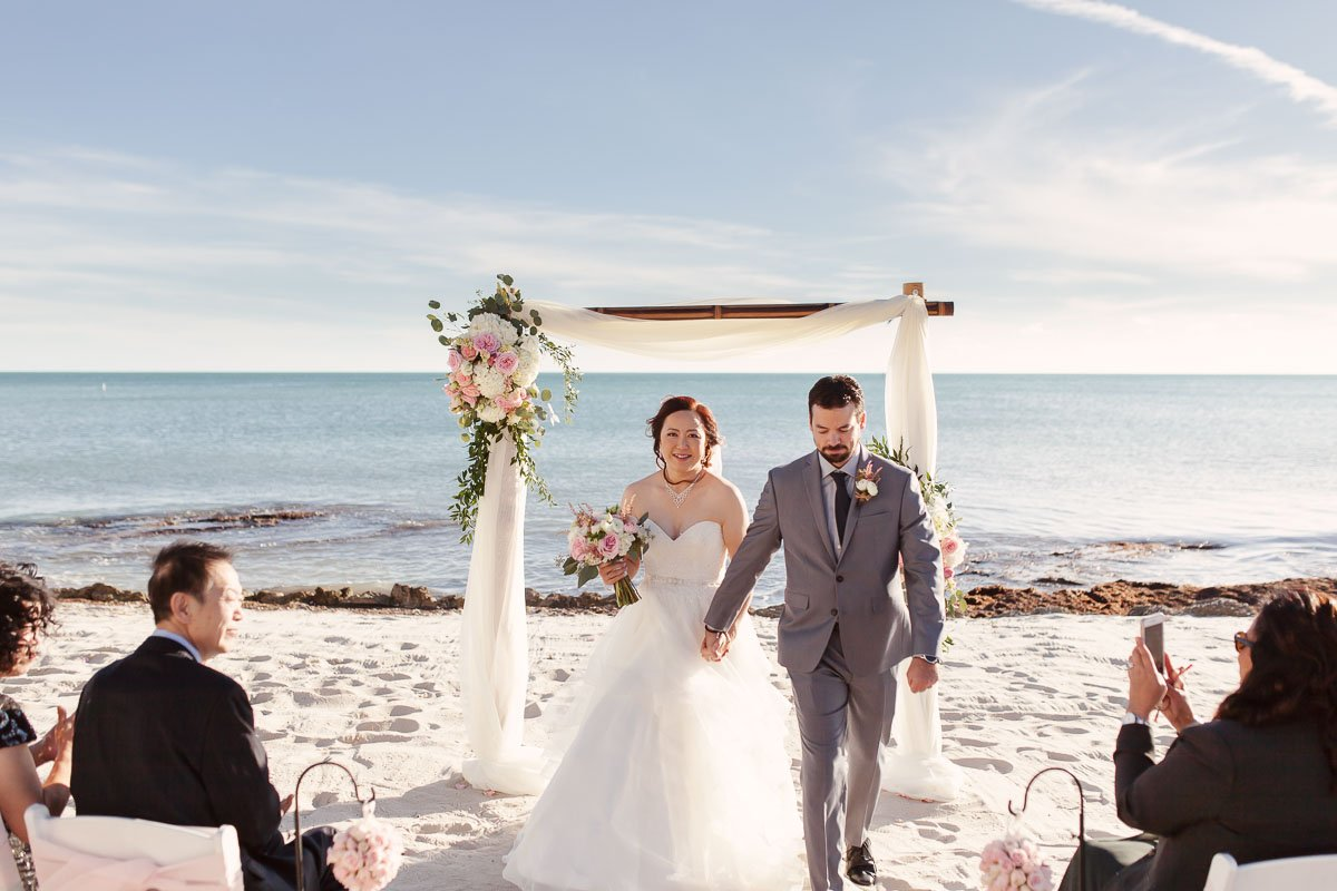married at casa marina in key west florida