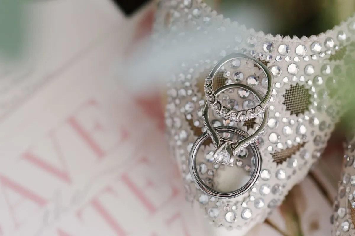 wedding rings and band for the florida keys wedding