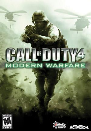 Uno de los mapas online de Modern Warfare.