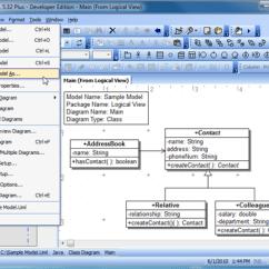 Unified Modeling Language Class Diagram Of The Atp Molecule Uml File Extension - Open, View .uml Files