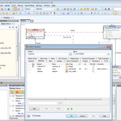 Oracle Sql Developer Entity Relationship Diagram Mazda B2000 Alternator Wiring Toad Data Modeler File Extensions