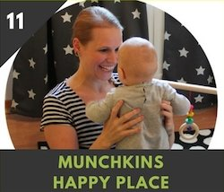 Bloggeradventskalender Türchen 11 Munchkins Happy Place