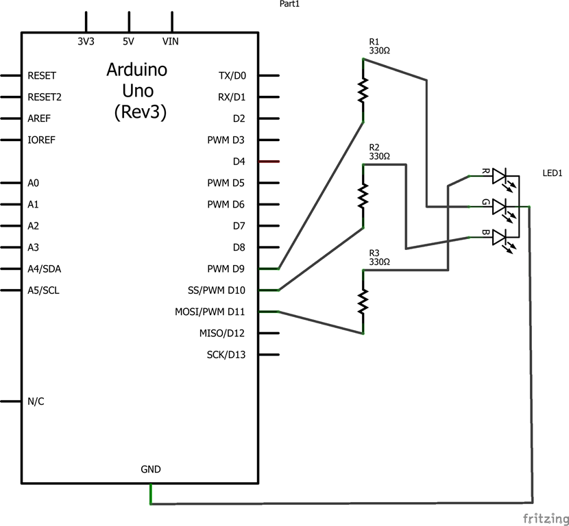 Led Common Anode Wiring A Switch : 32 Wiring Diagram