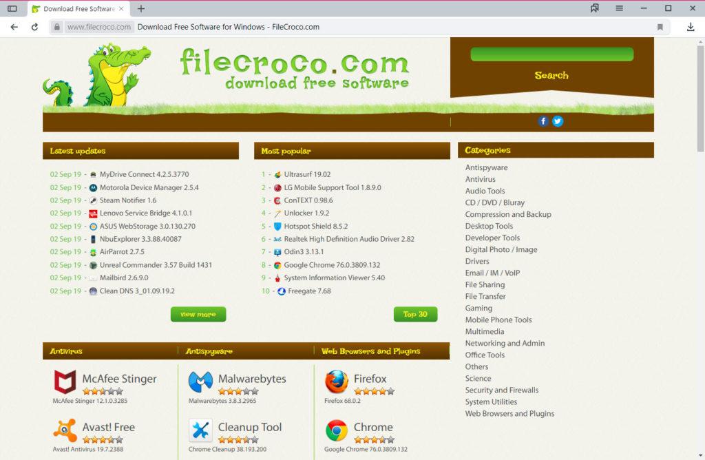 Yandex Browser 20.9.2.101 Free Download for Windows 10, 8 and 7 - FileCroco.com