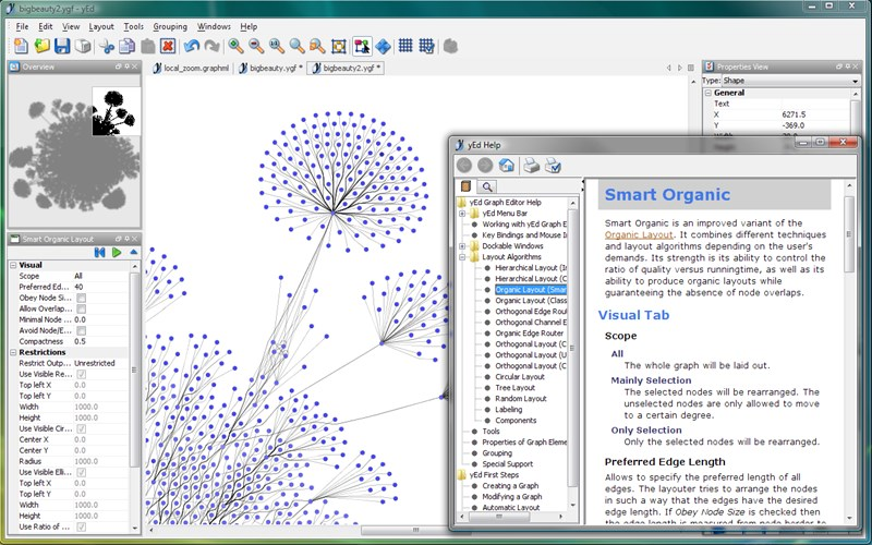 visio application diagram voy electric scooter wiring yed graph editor 3.18.1.1 | presentation software fileeagle.com