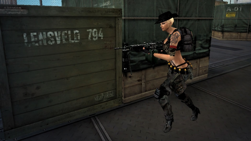 3d Graphic Wallpaper Hd Crossfire Shooting Games Fileeagle Com