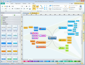 Edraw Mind Map   Brainstorming and MindMapping Software
