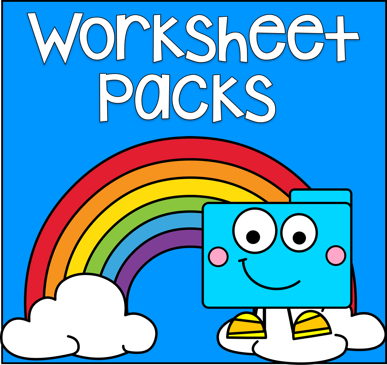 Worksheet Packs File Folder Games At File Folder Heaven