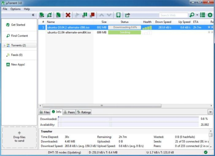 uTorrent Latest Version