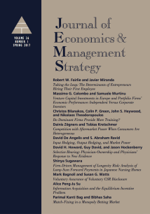 Template Submissions Journal Of Economics