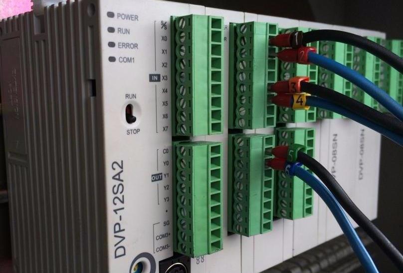 wiring diagram plc automobile delta industrial automation hmi ac drives vfd and servo nfi