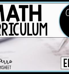 7th Grade Math Curriculum   Lindsay Perro Inc. [ 1264 x 2249 Pixel ]
