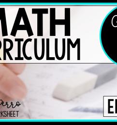 8th Grade Math Curriculum   Lindsay Perro Inc. [ 1264 x 2249 Pixel ]