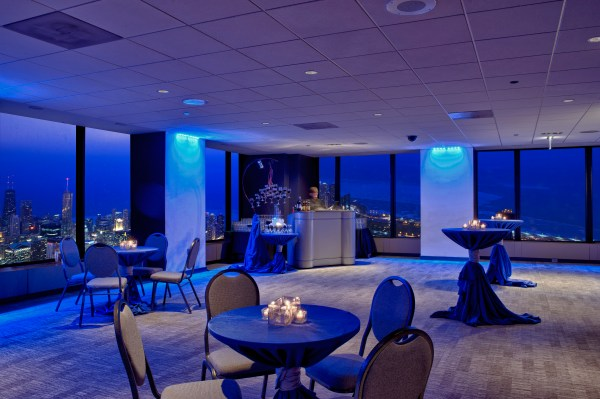 99th Floor - Wil. Banquet Hall Venue Rent In Chicago