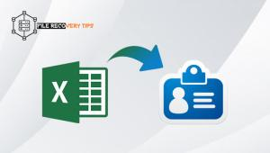 Top 4 Methods]Converting Excel to Vcard file format without