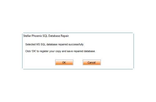 register sql server database