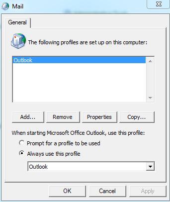 configure office 365 in outlook