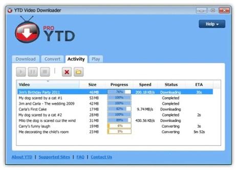 YTD Video Downloader PRO 6.11.7 Crack Updated Version Free