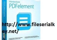 Wondershare PDFelement Pro Crack