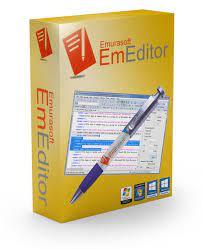EmEditor Professional 20.7.1 Crack