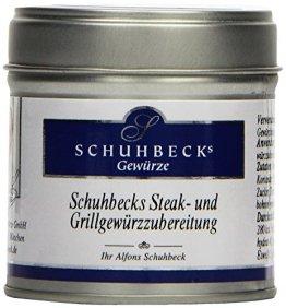 Schuhbecks Steak & Grillgewürzzubereitung 60g - 1