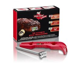 Steak Champ 3-color Steak Thermometer by Steak Champ - 1