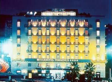 Hotel Starhotel Terminus Naples Italy
