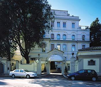 Hotel Degli Aranci Rome Italy