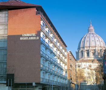 Michelangelo Starhotel Rome Italy