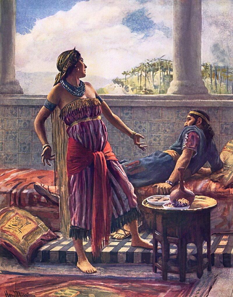 Jezabel, ícone do mal