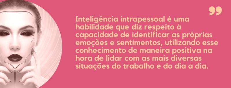 inteligencia intrapessoal