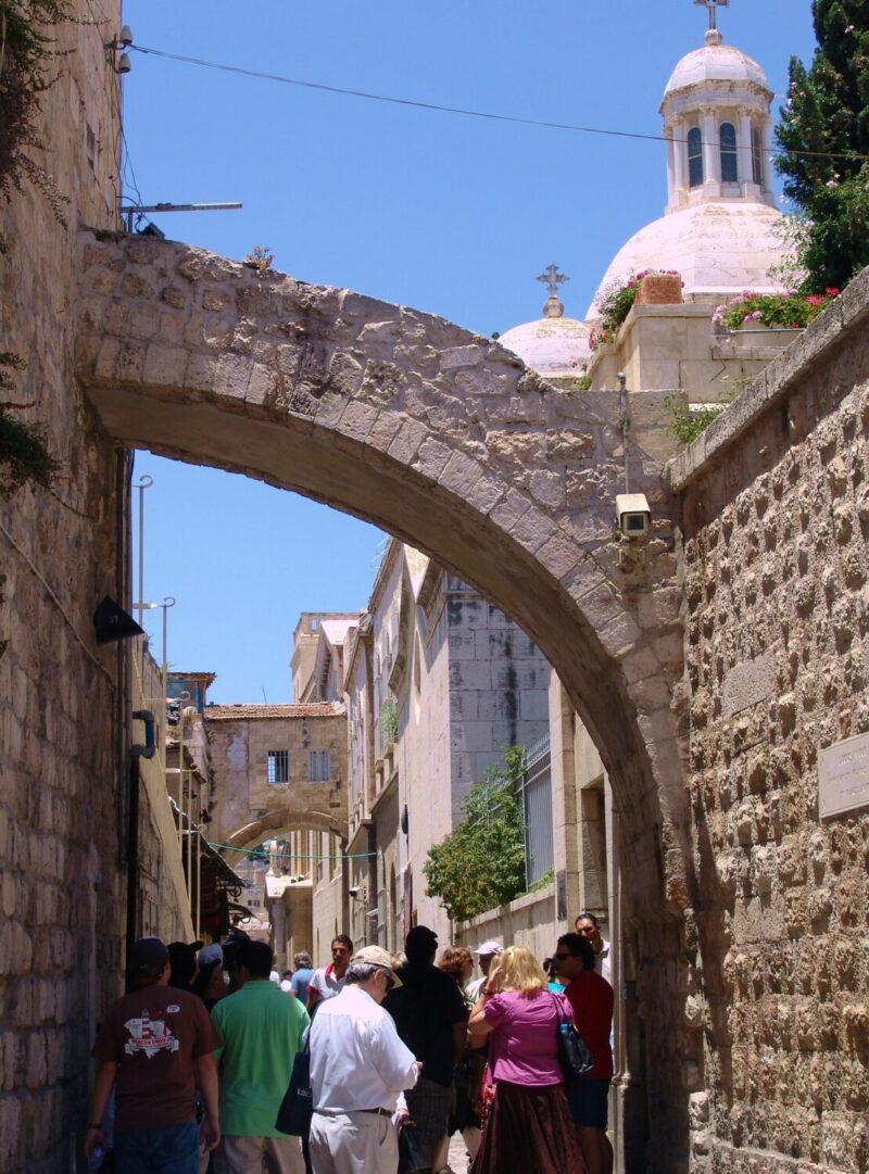 Jerusalém, a fortaleza de Davi